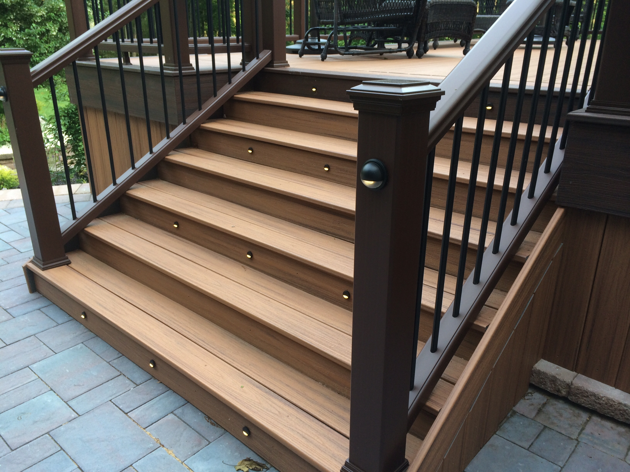 Decks only portfolio for 6 inch wide decking boards